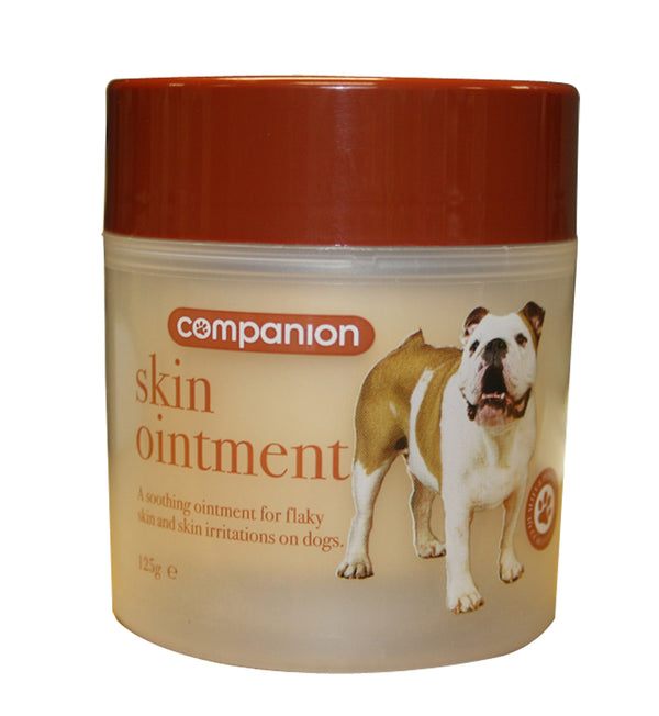 Companion Skin Ointment For Dogs 125g