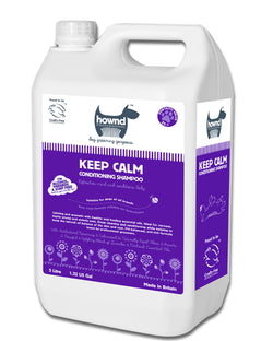 Hownd Keep Calm  Pro Conditioning Shampoo 5lt