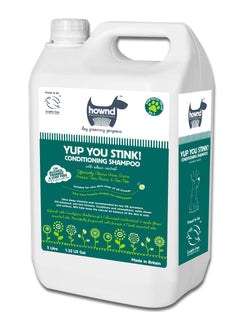 HOWND YUP YOU STINK  PRO CONDITIONING SHAMPOO 5lt