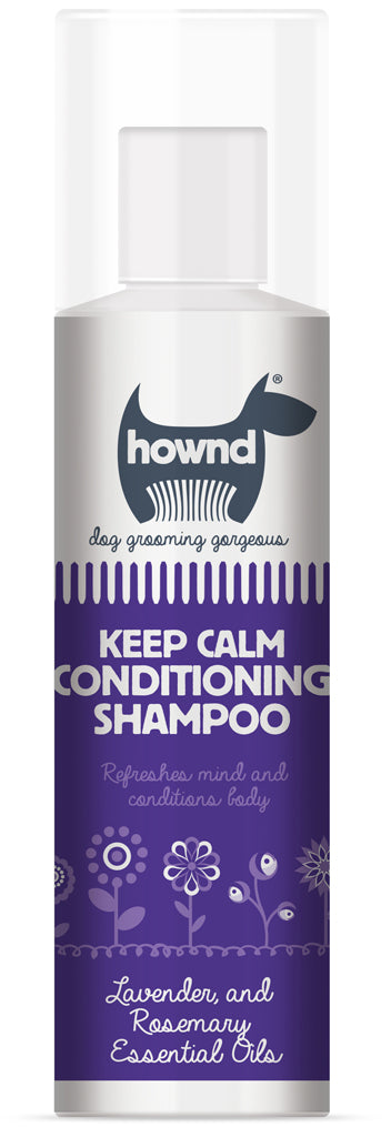 Hownd Keep Calm Natural Conditioning Shampoo 250ml