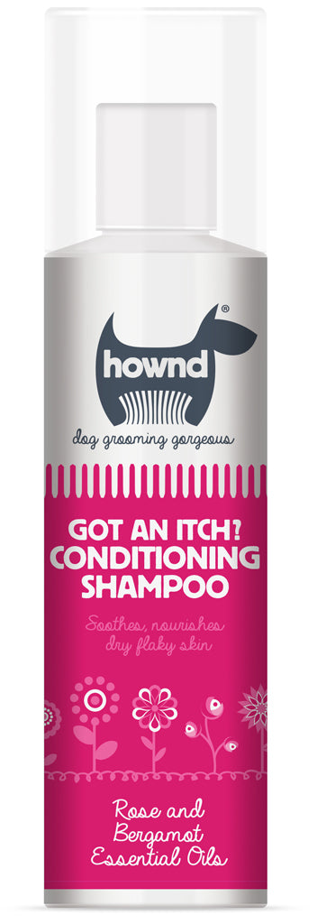Hownd Got An Itch Natural Conditioning Shampoo 250ml