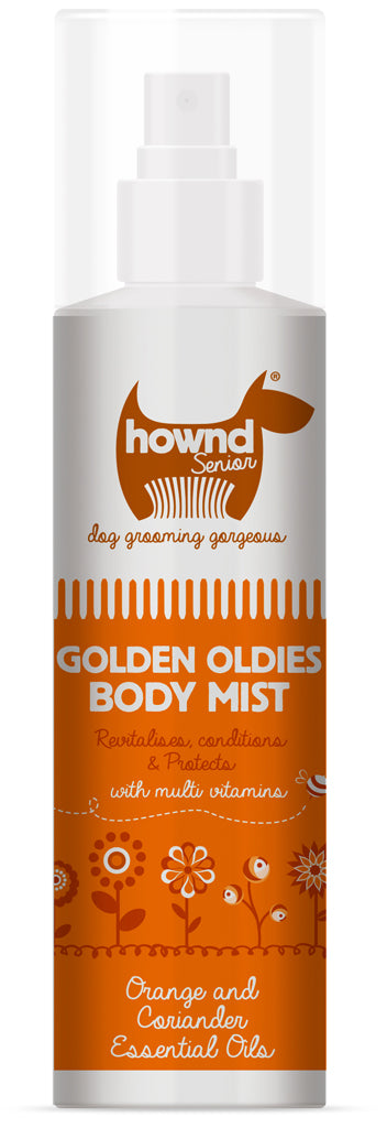 Hownd Golden Oldies Moisturising Body Mist 250ml
