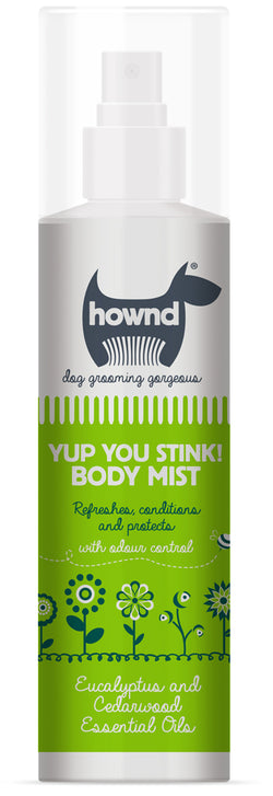 Hownd Yup You Stink Moisturising Body Mist 250ml