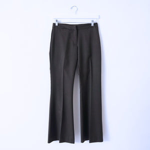 Brown Wide Legs Pants