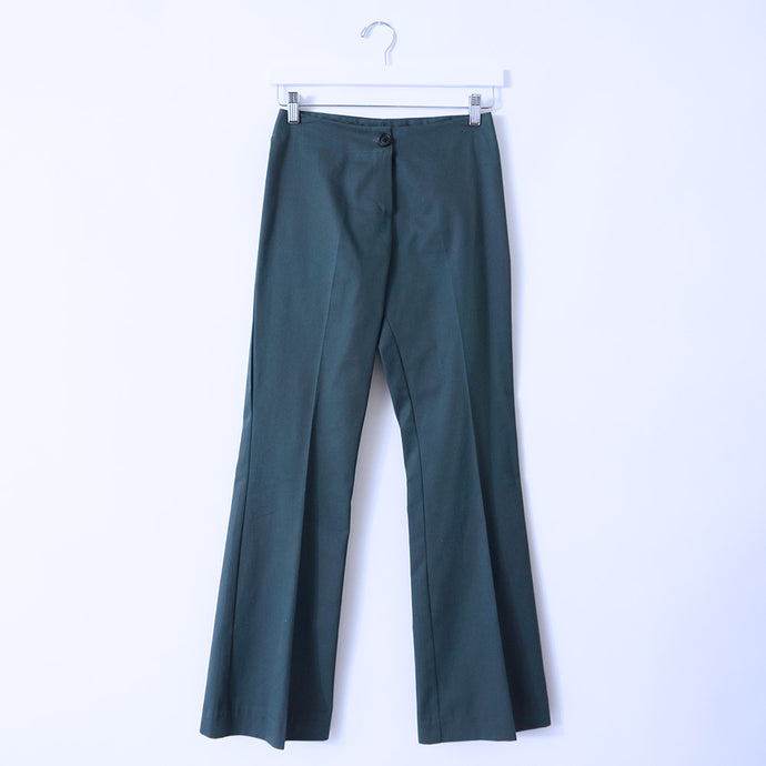 Sage Green Wide Legs Pants