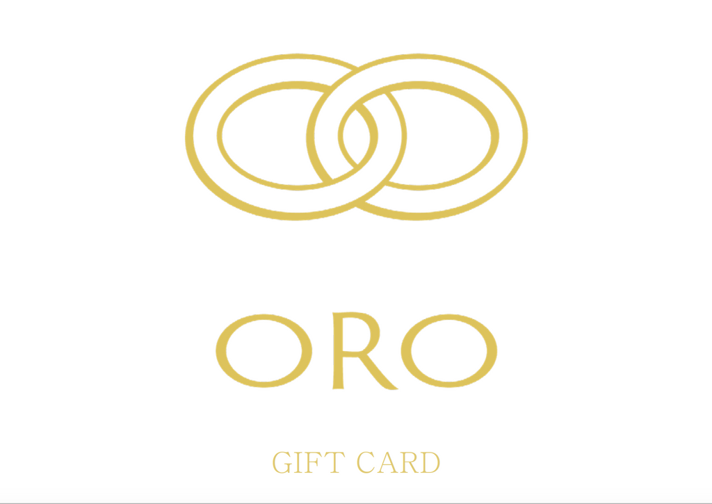 Oro Gift Card
