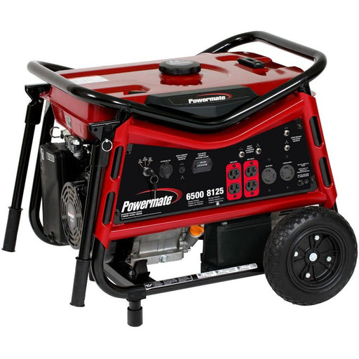 Powermate 7000 Watt Portable Generator