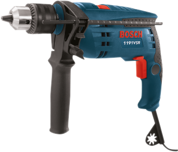 Bosch - 1191VSRK Variable Speed Hammer Drill Kit