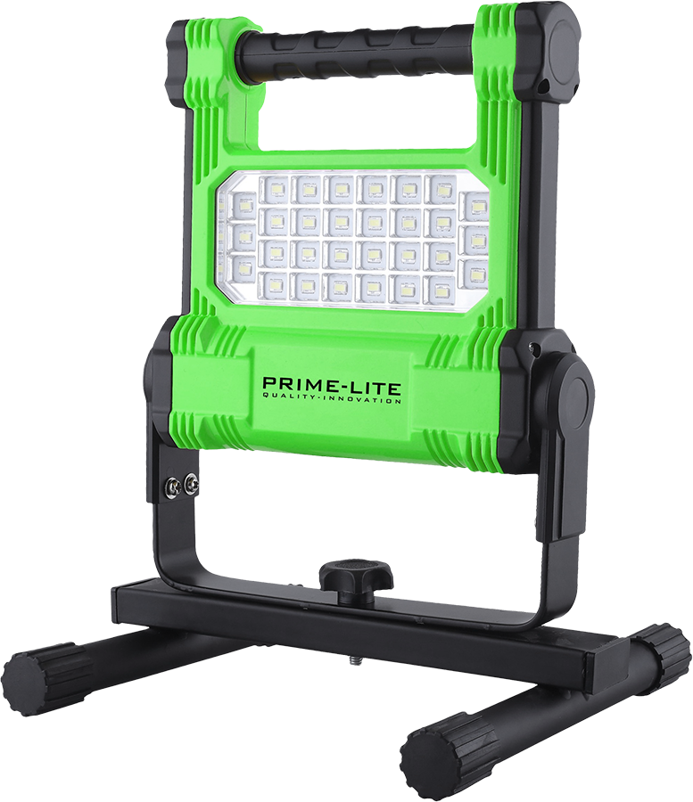 PRIME-LITE 30 SMD Floodlight & Base Stand [24-613]