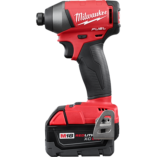 "Milwaukee 2753-22 M18 FUEL™ 1/4"" Hex Impact Driver Kit"