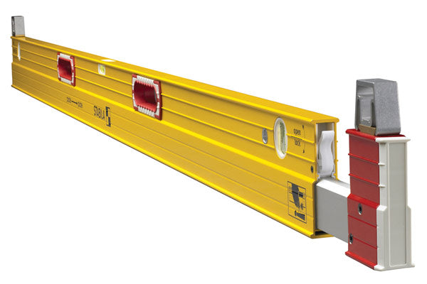Stabila - 7'-12' Plate Level - Extends 7' to 12'