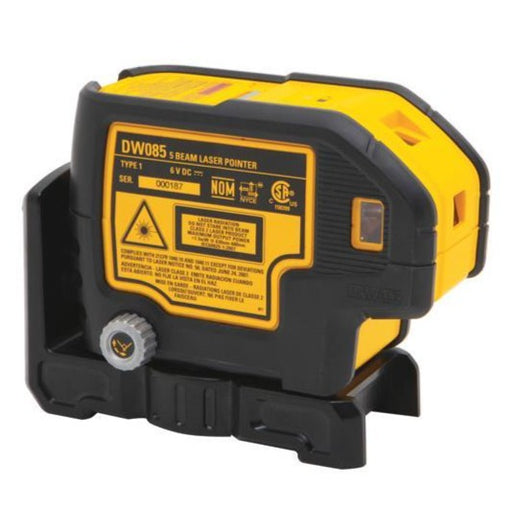 DEWALT 5 Beam Laser Pointer [DW085K]