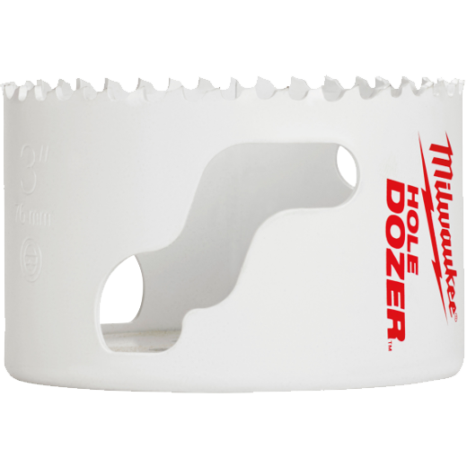 "MILWAUKEE  2-5/8"" Hole Dozer™ Bi-Metal Hole Saw"