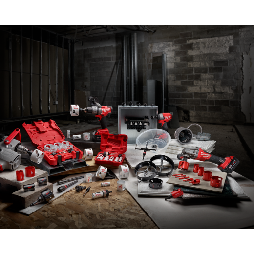 "MILWAUKEE 2"" Hole Dozer™ Bi-Metal Hole Saw"
