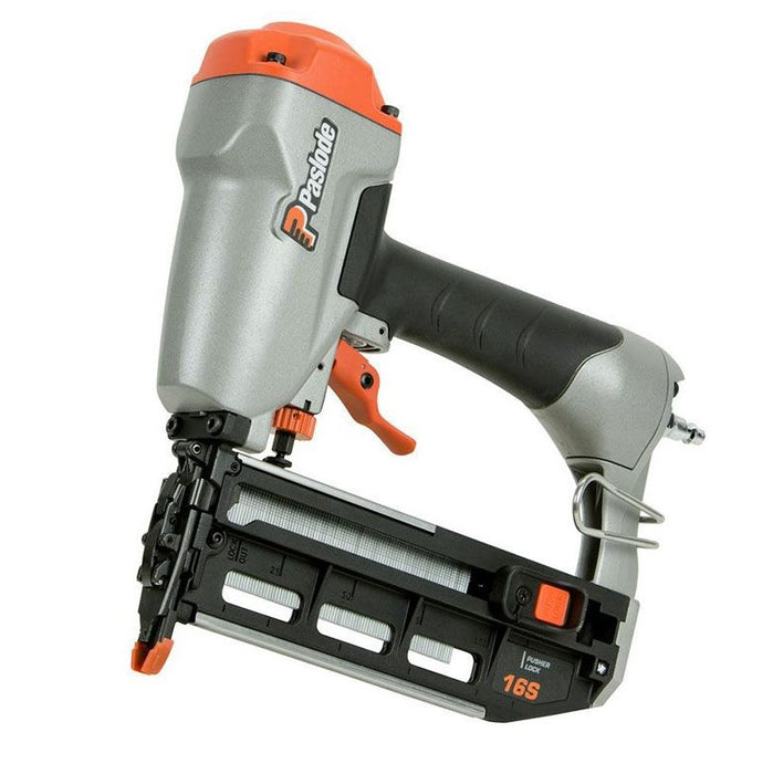 PASLODE 16 Ga Straight Pneumatic Finish Nailer [T250S-F16P]