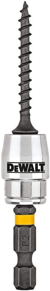 DEWALT SCREWLOCK Sleeve-2-INCH IMPACT READY MAXIMUM TORQ BIT [DWA2SLVIR]