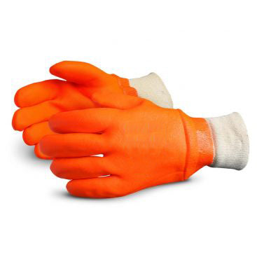 Chemical Resistant Safety PVC Gloves