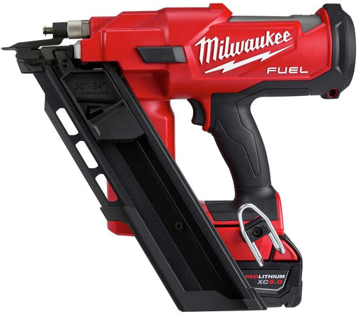 Milwaukee - M18 FUEL™ 30 Degree Framing Nailer Kit [2745-21]