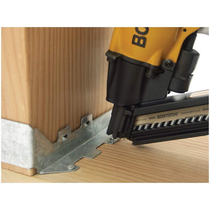 BOSTITCH STRAPSHOT™ Metal Connector Nailer [MCN150]