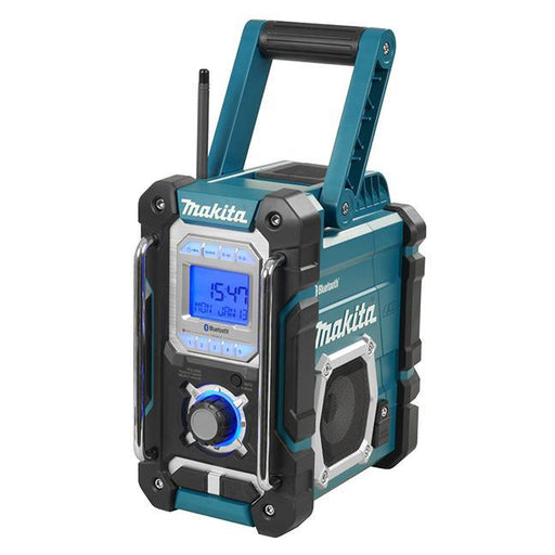 Makita - Cordless or Electric Jobsite Radio with Bluetooth®