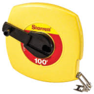 100' MEASURING TAPE