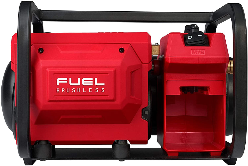 MILWAUKEE M18 FUEL™ 2 Gallon Compact Quiet Compressor [2840-20]