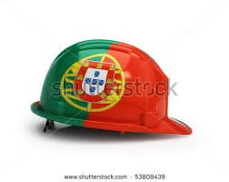 HARD HAT WITH FLAG