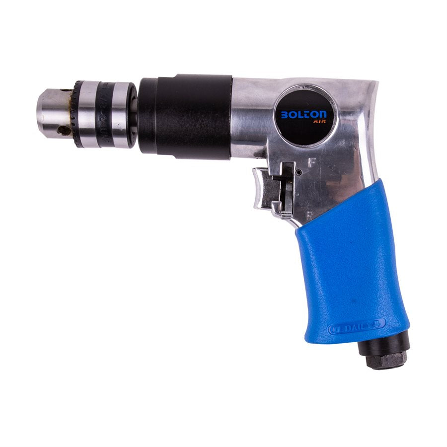 Bolton Air - Air Reversible Drill 3 / 8in Drive 1800rpm [785011]