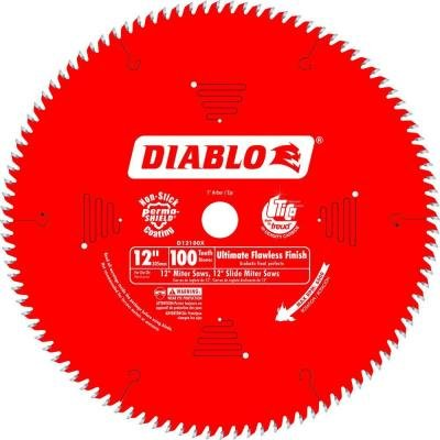 "DIABLO 12"" 100 TEETH"