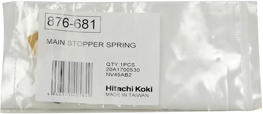 HITACHI 876-681 Main Stopper Springs