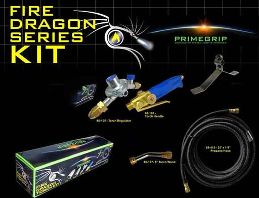PRIMEGRIP- FIRE DRAGON TORCH KIT-88-220