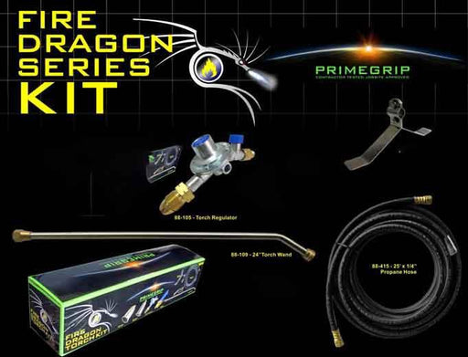 PRIMEGRIP- FIRE DRAGON TORCH KIT-88-221
