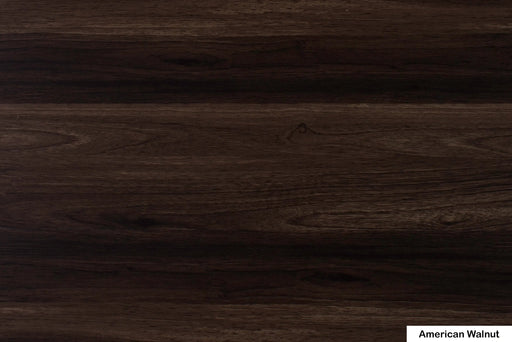 Aquaplus Vinyl Plank with Underlay - 5mm - American Walnut (price per sq.ft)