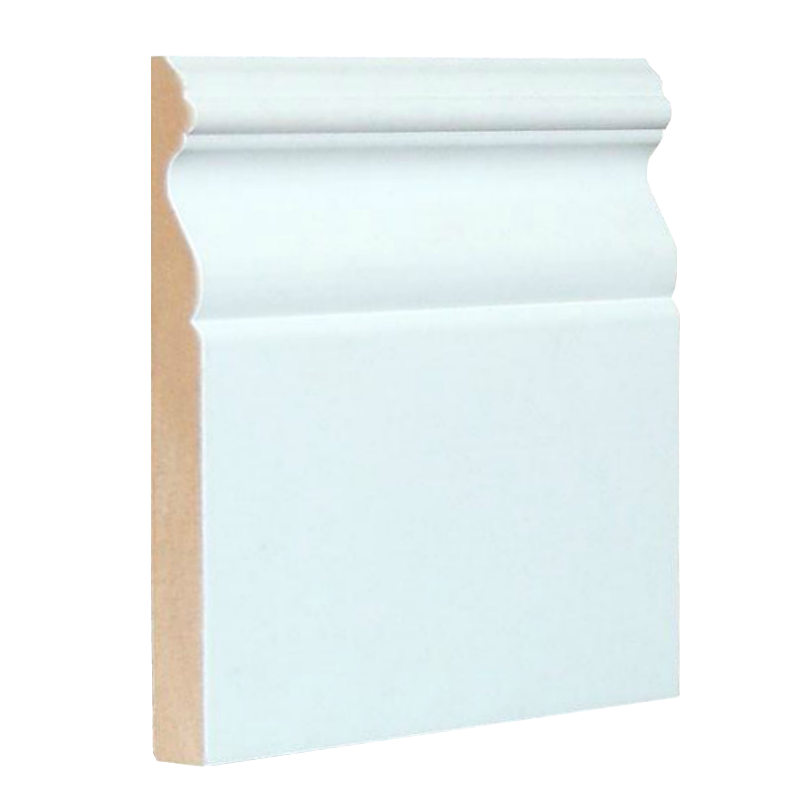 "Colonial Baseboard MDF 1/2"" x 5-1/4"" x 12' (Price per ft)"