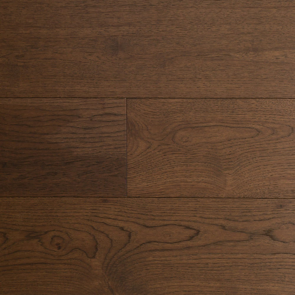 "Engineered Wood Flooring - 7-1/2"" Hickory Bologna (price per sq.ft)"