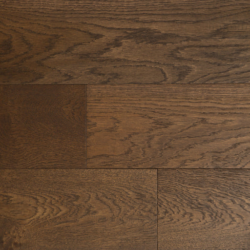 "Engineered Wood Flooring - 6"" Oak Coffee (price per sq.ft)"