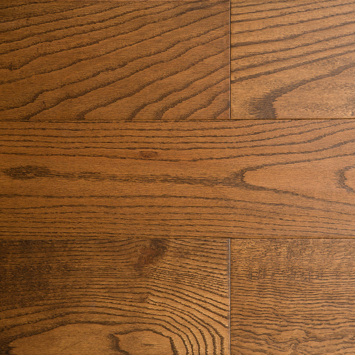 "Engineered Wood Flooring - 6"" Oak Hazelnut (price per sq.ft)"
