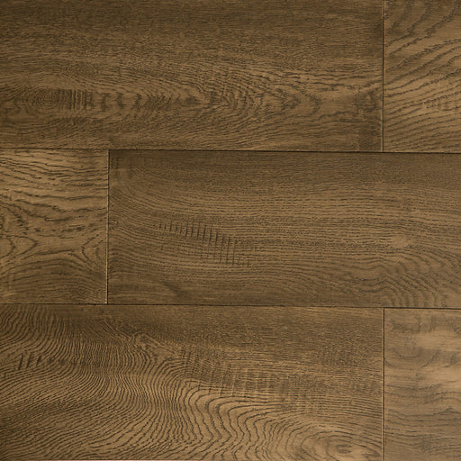 "Engineered Wood Flooring - 6"" Oak Smoke Parchment (price per sq.ft)"