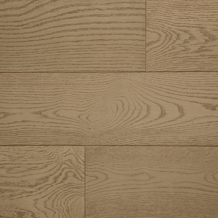 "Engineered Wood Flooring - 6"" Oak Snow Flake (price per sq.ft)"