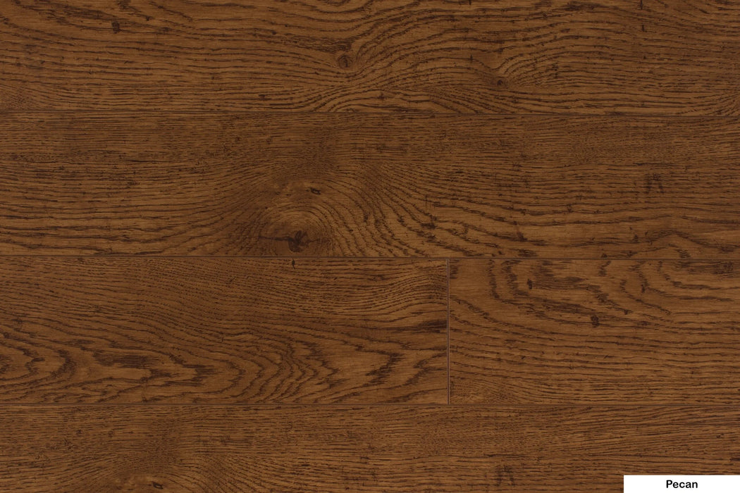 Infinity Laminate - 12mm - Pecan (price per sq.ft)