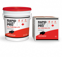 RAPID COAT® PRO All Purpose Lite Joint Compound 17L