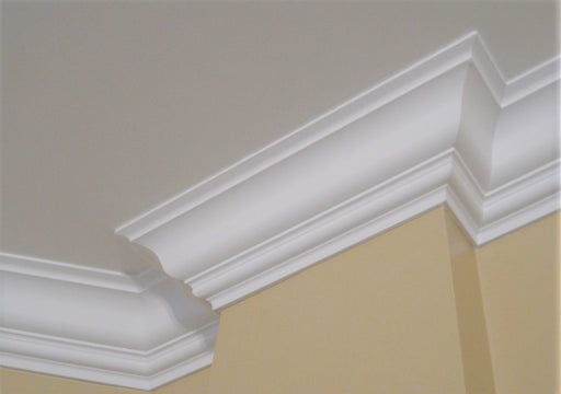 "Tuscany Crown Molding MDF 5/8"" x 5"" x 16' (Price per ft)"