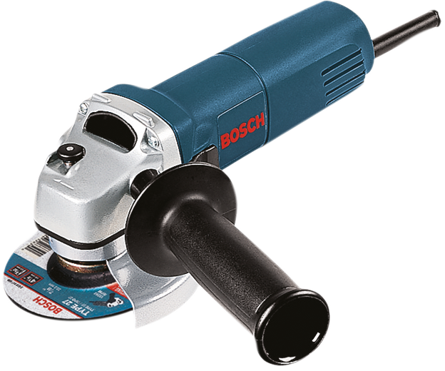 Bosch - 1375A 4-1/2 In. Angle Grinder