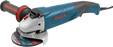 Bosch - 1821D 5 In. 9.5 A Rat Tail Angle Grinder with No Lock-On Switch