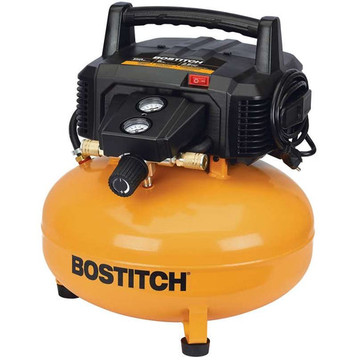 BOSTITCH 6 Gallon 150 PSI Oil-Free Compressor [BTFP02012]