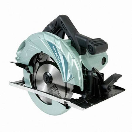 "Hitachi - C7BMR 7-1/4"" Circular Saw Featuring IDI Technology"