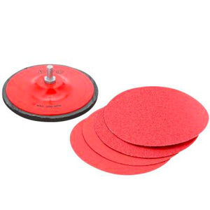 Diablo - StickFast 5-inch Drill Mount Sanding Disc Kit