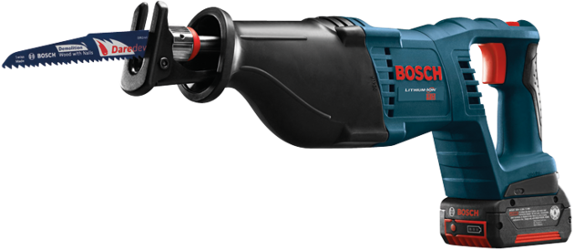 Bosch - CRS180 18 V Lithium-Ion Reciprocating Saw - Tool Only