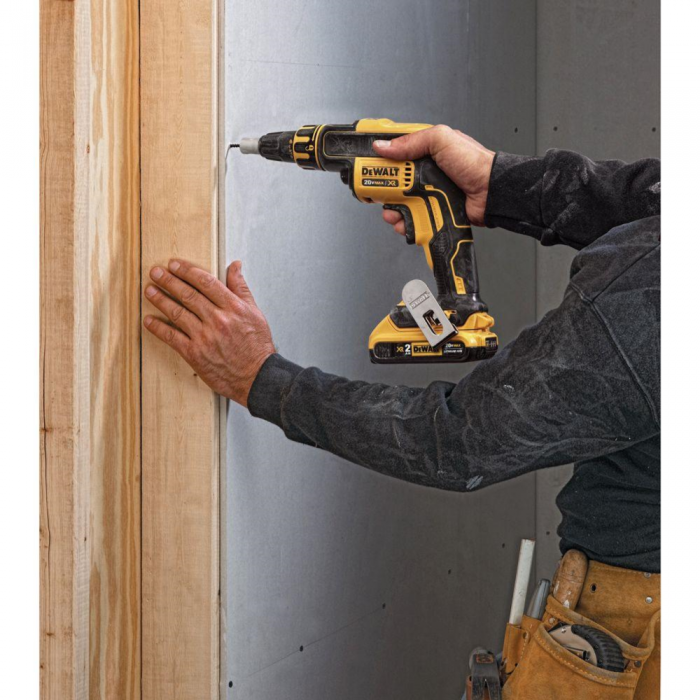 DEWALT 20V MAX* XR LI-ION Brushless Drywall Screwgun [DCF620B]