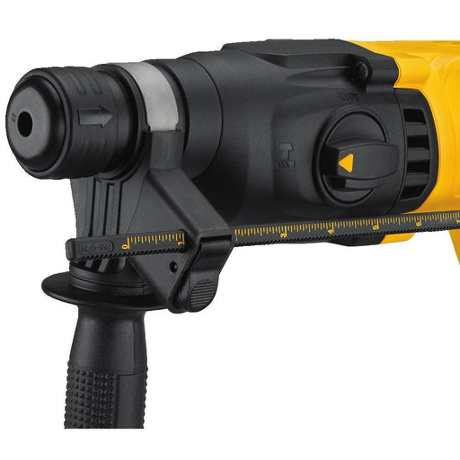 "DEWALT- 20V MAX XR BRUSHLESS 1"" D-HANDLE ROTARY HAMMER-DCH133M2"